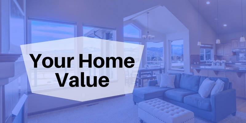 Real Estate Home Values - let us help